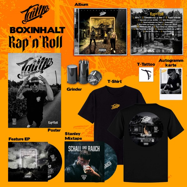 Rap N Roll (Lmtd. Deluxe Box)